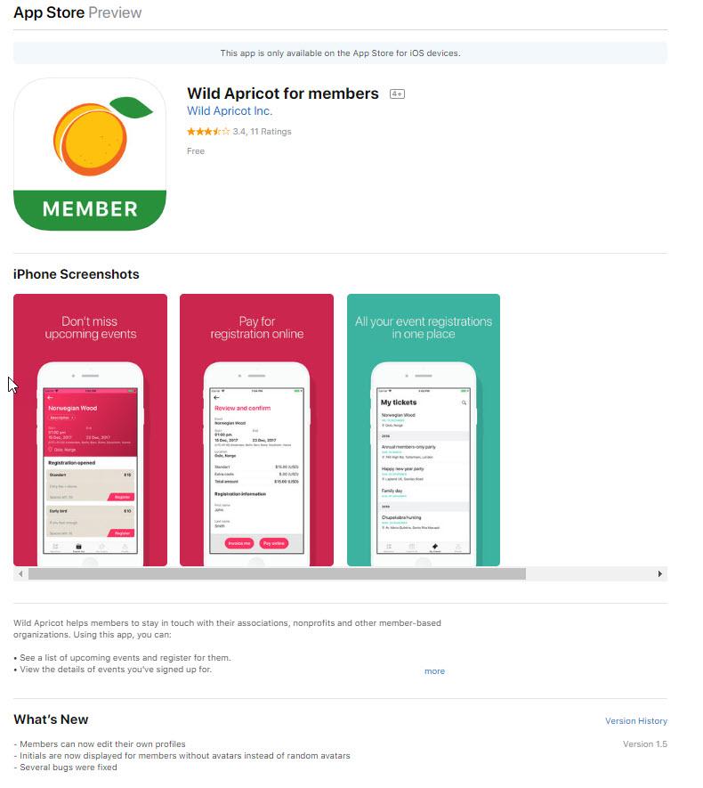 BTSA - Mobile App